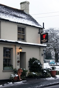 The Red Lion exterior